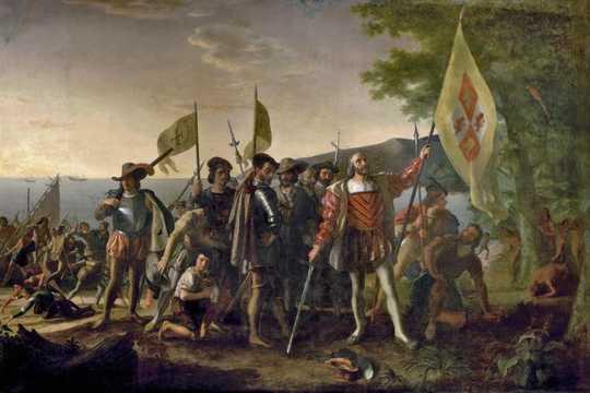 Pourquoi l'anthropocène a commencé avec la colonisation européenne, l'esclavage de masse et la grande mort du 16e siècle