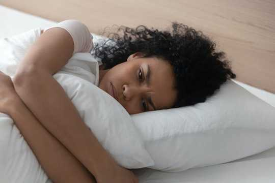 為什麼鎖定生活很像失眠