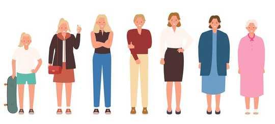 Pourquoi vous raccourcissez en vieillissant