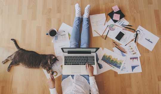5 راه برای داشتن یک مدیر بهتر هنگام کار از خانه