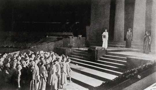 Kemalangan Ikut Pemimpin Bad Di Tales Greek Kuno