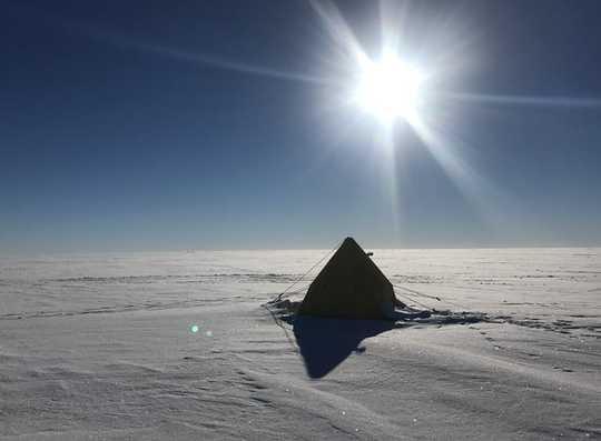 Apa yang Diterangkan oleh Lautan di Ais Antartika Tentang Iklim Masa Depan Planet Kita