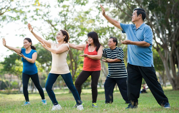 What Are Tai Chi Health Benefits?