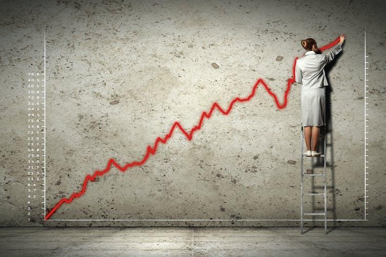 Waarom u die lewe werklik kan geniet in 'n groei-ekonomie