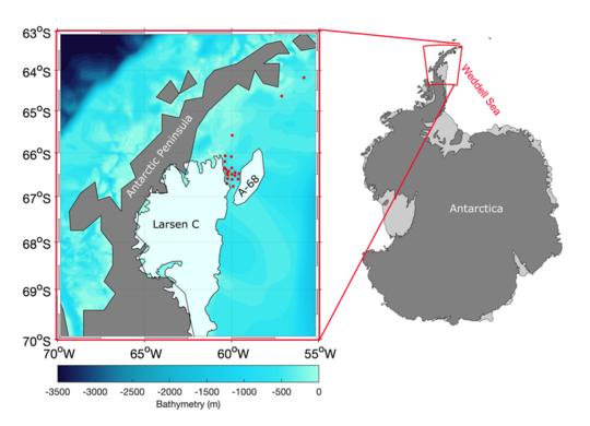 Les plateaux de glace antarctique révèlent une pièce manquante du puzzle climatique
