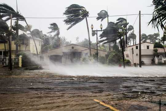 'עליית מפלס הים לא תשפיע על הבית שלי' - אפילו מפות שיטפון לא משליכות את תושבי החוף בפלורידה