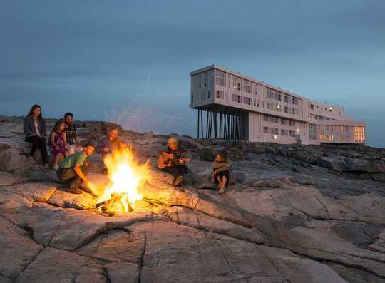 Fogo Island muestra cómo las empresas sociales pueden ayudar a reconstruir comunidades después del coronavirus