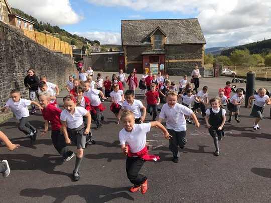 Günde Bir Mil Koşmak Çocukları Daha Sağlıklı Hale Getirebilir - İşte Okullar Nasıl Daha Eğlenceli Olabilir