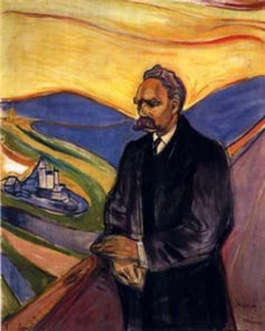 Nietzsche, nihilisme en redenen om vrolijk te zijn