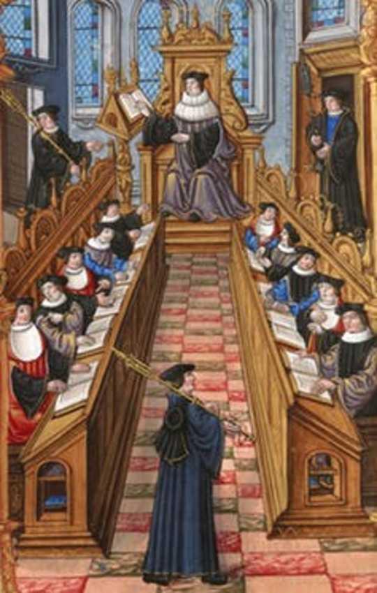 Làm thế nào các nhà văn thời trung cổ đấu tranh để cảm nhận cái chết đen