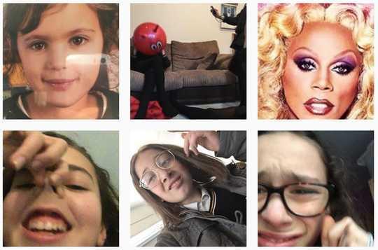 كيف يستخدم المراهقون حسابات Instagram وهمية لتخفيف ضغط الكمال