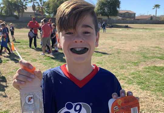 ¿Por qué los bocadillos después de los deportes juveniles es una mala idea?
