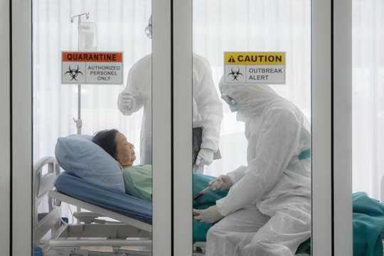 آیا Coronavirus می تواند 4 متر پخش کند؟