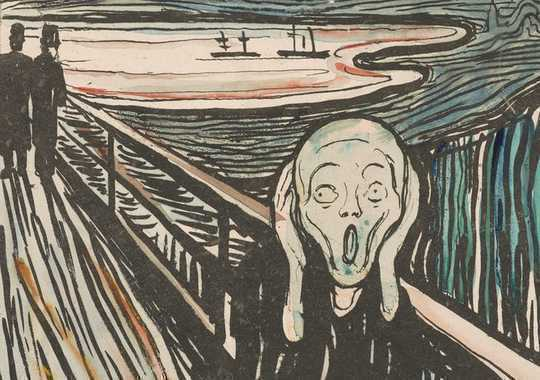 Why 'The Scream' Has Gone Viral Again