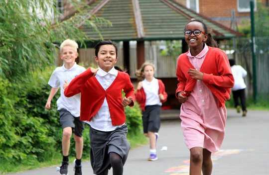 Running A Mile A Day Can Make Children Healthier – Here's How Schools Can Make It More Fun