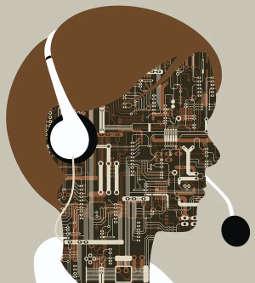 Pusat panggilan boleh menggunakan teknologi suara yang dibantu AI untuk menentukan sama ada akan meningkatkan pelanggan tertentu.