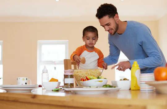 锁定期间我们如何烹饪以及我们可以从中学到什么