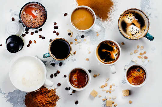 The Biology of Coffee - een van 's werelds meest populaire drankjes