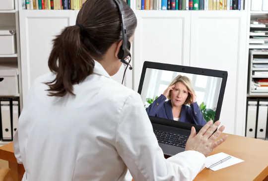 تم تعزيز الرعاية الصحية عن بعد في مجال الصحة العقلية بسبب فيروس كورونا