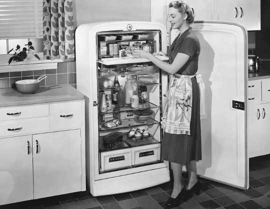 På 1950-tallet vendte fokuset til porsjonsstørrelser og dietter med lite kalori.