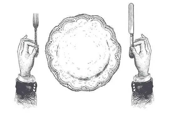 De kjepphest dietter populære i det 20. århundre: low-carb, ingen sukker, ingen fett