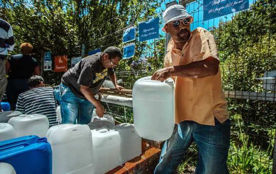 Две трети суши теряют воду из-за потепления климата