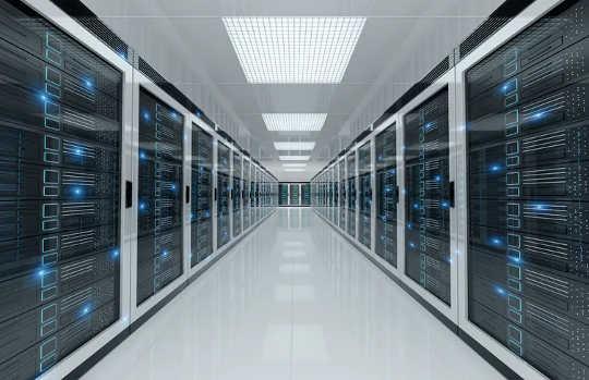 在線存儲的數據保存在碳足跡很大的服務器上。