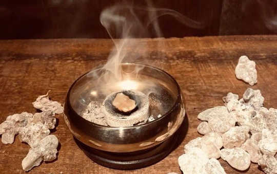 Cleansing Your Home and Environment with Incense and Gum Resin