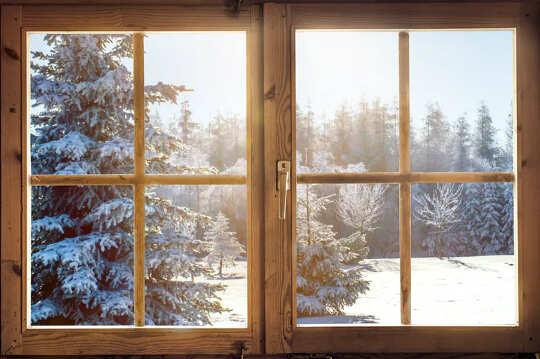 कांच की खिड़की के शीशे