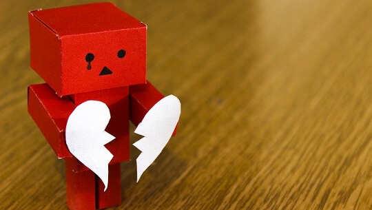 o inima franta