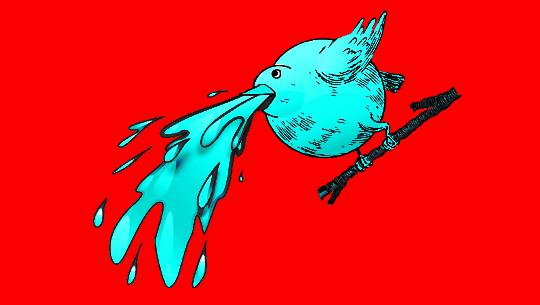 Twitterでの有名人の虐待はなぜそんなに悪いのですか? それは共感の問題ですか?