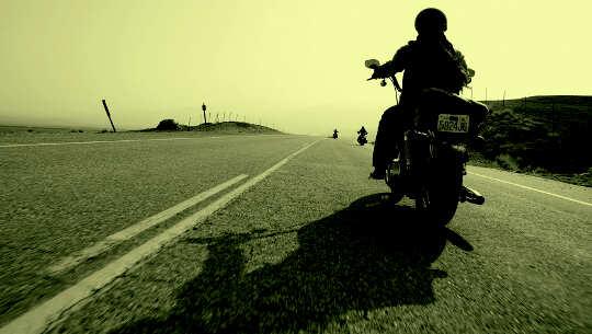 Befria det sanna jaget med en Harley och Zen