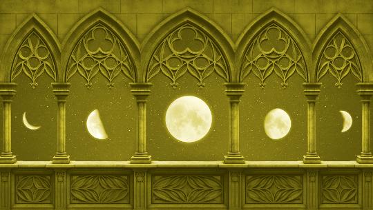 chu kỳ mặt trăng