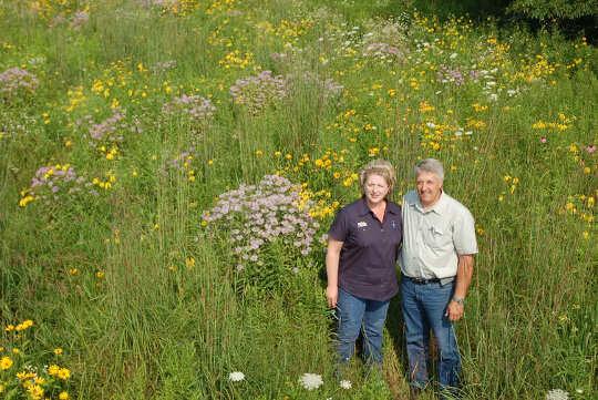 Hoe het verbouwen van voedsel en het beschermen van de natuur kunnen samenwerken
