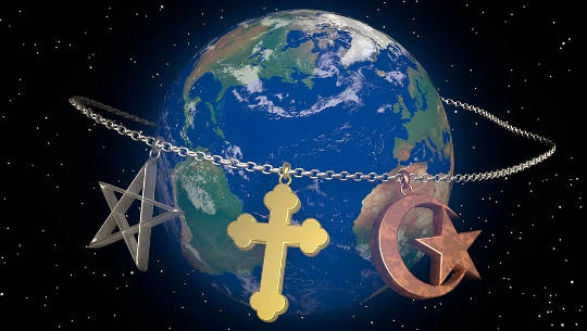 Upptäck pärlor av religiös visdom från åtta olika vägar