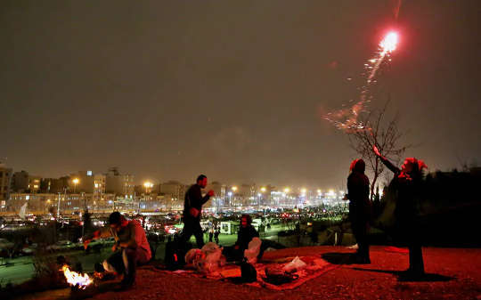 Berättelsen om det iranska nyåret, Nowruz, och varför dess teman för förnyelse och läkning