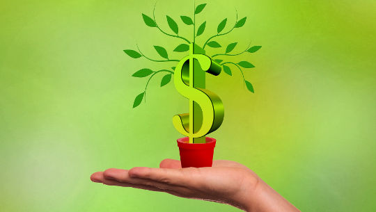 돈과 영적 원리 : 재정적으로 글을 읽고 쓰는 세 가지 측면