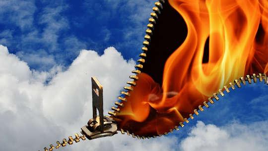 A vida é uma viagem pelo céu e pelo inferno