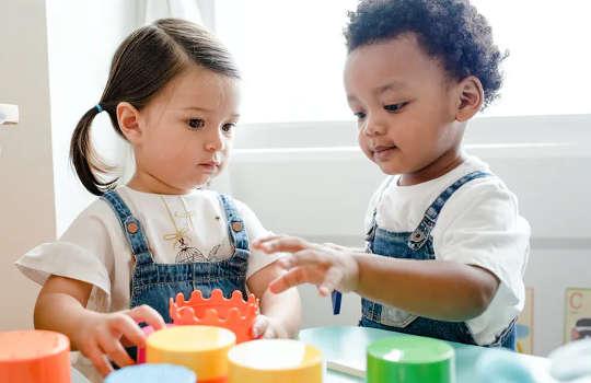 C代:為什麼在COVID-19之後投資於幼兒至關重要