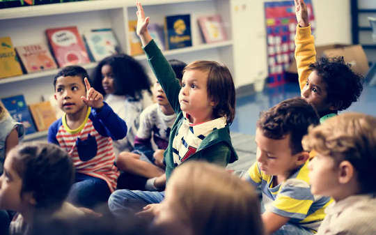 6 Mga Paraan Upang Turuan ang Mga Bata sa Kindergarten Upang Makitungo sa Stress, Alamin sa Online o Sa Paaralan