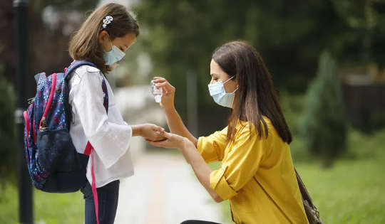 Các biện pháp phòng ngừa lành mạnh là quan trọng, nhưng hãy đề phòng những hành vi và lo lắng dường như đang đi quá đà.