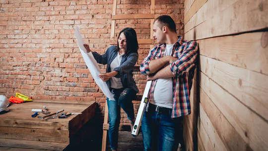 翻新房屋可能破坏您的关系...但是不必