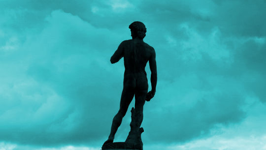 What Michelangelo Taught Me About Finding Freedom from Fear and Anxiety