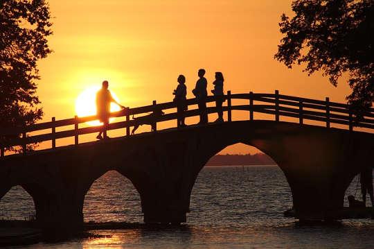 Fyra generationer från varandra: Överbrygga värdena Generation Gap