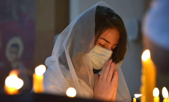 Blir folk mer religiøse i krisetider?