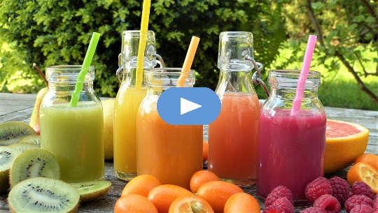 Makan Pelangi: Warna Makanan dan Korespondensi Chakra