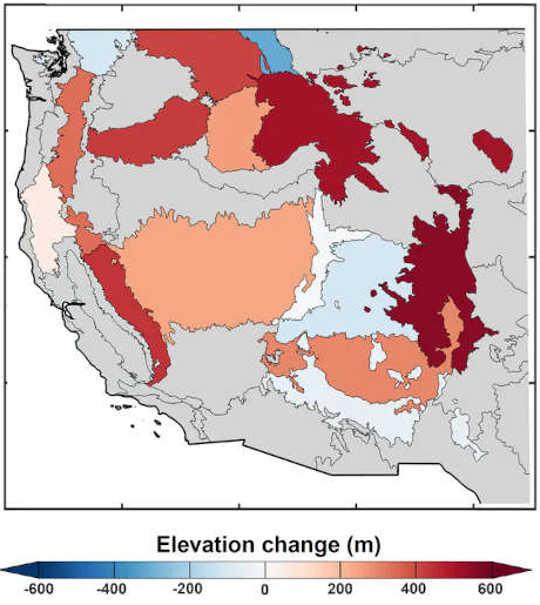 山でより高く燃える火が気候変動の明らかな兆候である理由