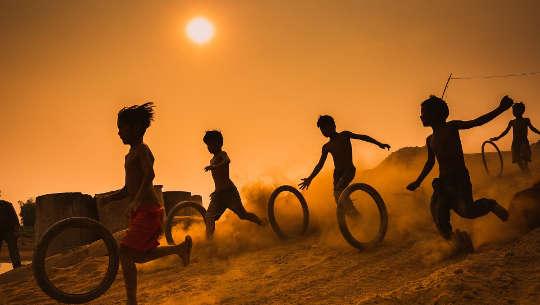 Masa Depan Kanak-kanak adalah Sekarang dan Tidak Besok