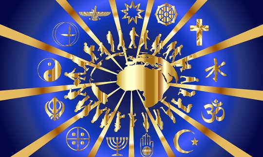 Én Gud, mange religioner: Lære å akseptere, elske og respektere hele skapelsen