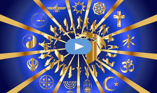 Ein Gott, viele Religionen: Lernen, die gesamte Schöpfung anzunehmen, zu lieben und zu respektieren